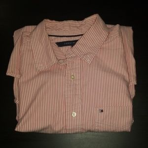 New Tommy Hilfiger button up